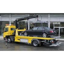 Grúas para rescate de vehículos