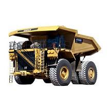 Dúmper para minería