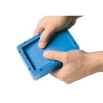 Cajas de plástico de seguridad