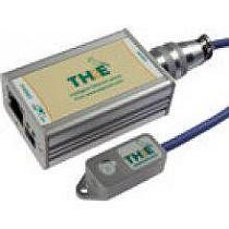 Sensor de temperatura, humedad y punto de rocío para Ethernet