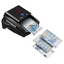 Detectores de billetes falsos para Euro