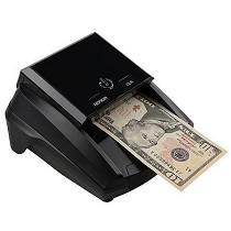 Detectores de billetes falsos para Euro, Dolar y Libra Esterlina