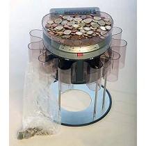 Contadoras clasificadoras de monedas