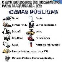 Distribuidores de respuestos