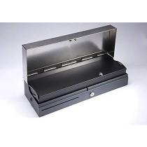 Cajón portamonedas vertical electrónico