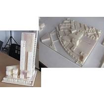 Impresión de maquetas de arquitectura 3D