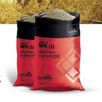 Fertilizantes complejos NPK