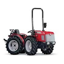 Tractores articulados