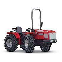 Tractores para el trabajo en colina y en montaña