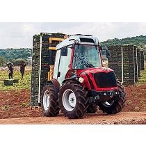 Tractor hidrostático reversible