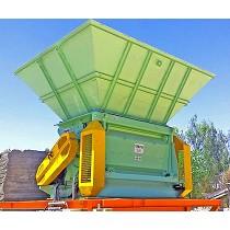Abrebolsas para plantas de tratamiento de residuos urbanos