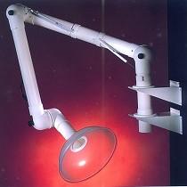 Brazo articulado extractor