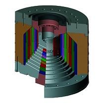 La hilera de extrusión de 9 capas demuestra su ingeniería superior