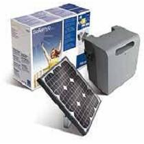 Sistema de alimentación solar