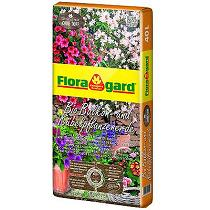 Sustrato biológico para plantas de balcón y terraza