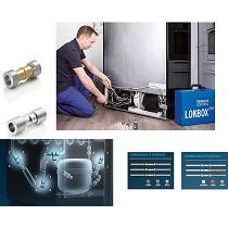 Sistema de unión para refrigeración
