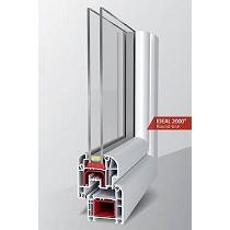 Sistemas de ventanas de PVC