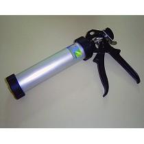 Pistola silicona tubular
