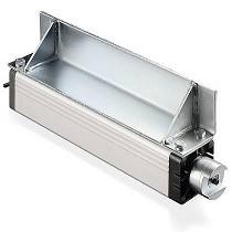 Accionadores electromecánicos para puertas basculantes