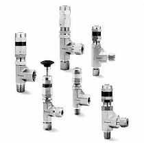 Válvulas de alivio de presión proporcional