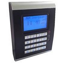 Lector con controlador tarjeta MIFARE + PIN. Display