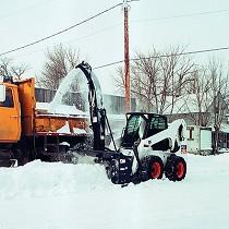 Implementos para la nieve