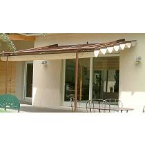 Toldos y techos para barandillas
