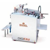 Laminadoras de producción para offset digital