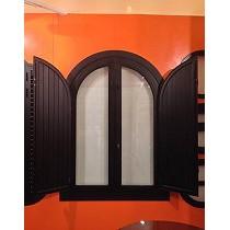 Porticones interiores
