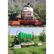 Barras herbicidas manuales