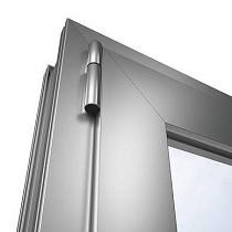 Sistema de herraje para aluminio