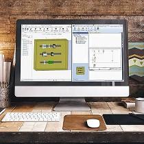 Software de proyecto mecatrónico y diseño de mazos de cables