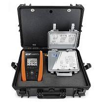 Kit multi-instrumento para la verificación de la seguridad eléctrica y análisis de red