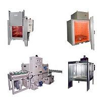 Máquinas para el tratamiento de superficies