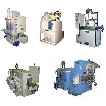 Máquinas para el lavado de piezas
