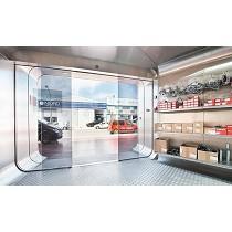 Hojas para puertas automáticas