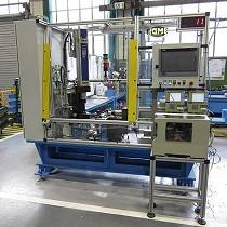 Máquinas especiales para la inserción de componentes