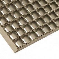 Rejilla GRP antideslizante para pasarelas, puentes y todo tipo de estructuras