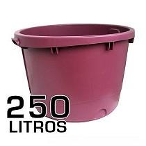Depósito contenedor para líquidos 250 litros