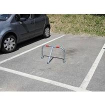 Arco abatible para parking