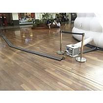 Protector de cables con múltiples pasos