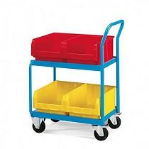 Carros de transporte para cajas