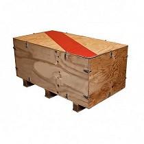 Contenedores de madera de grandes dimensiones