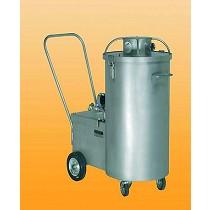 Aspirador para polvo, filtración