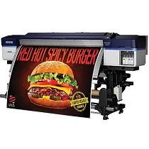 Impresora de cartelería de calidad