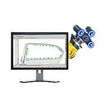 Software para sistemas de escáner de luz blanca