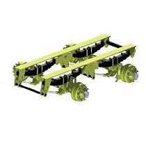 Tandems para maquinaria agrícola