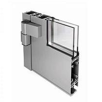 Sistema de divisorias y puertas interiores