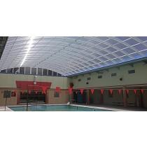 Techos móviles para piscinas