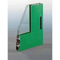 Puerta con cerradura sin R.P.T.